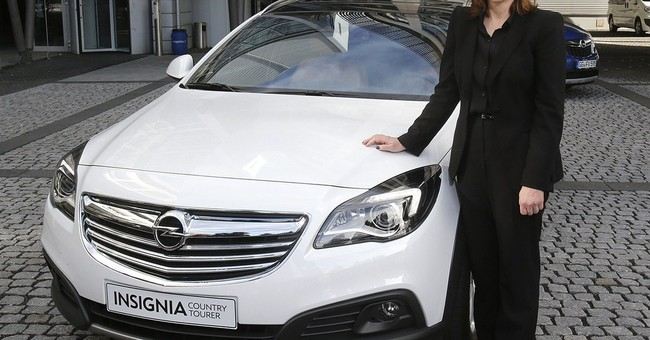 New GM boss Barra stands behind lossmaking Opel