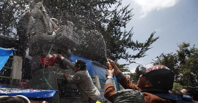 AP PHOTOS: Ekeko, Bolivia's god of abundance