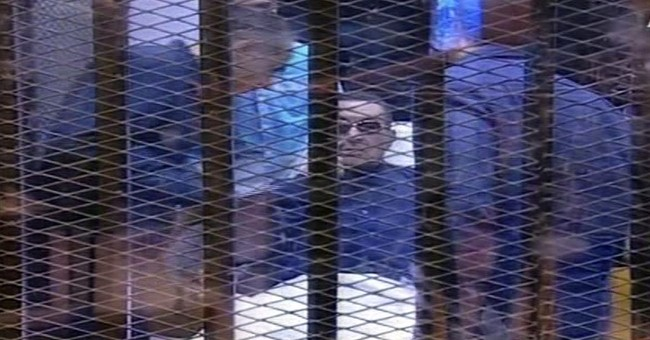 Egypt court postpones ruling in Mubarak retrial