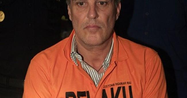German nabbed in Bali for alleged drug smuggling