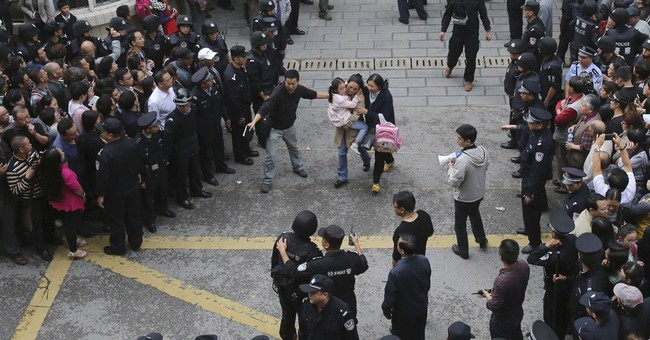 Fatal school stampede in China blamed on horseplay