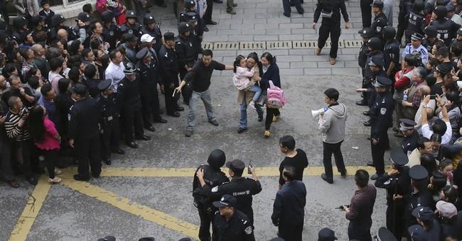 Fatal school stampede in China blamed on horseplay