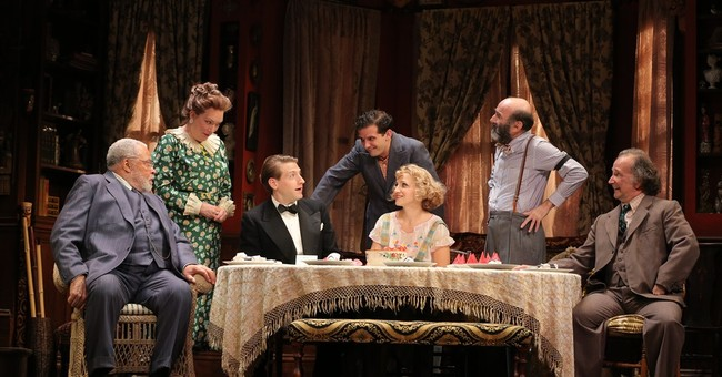Review: 'You Can't Take It With You' crazy, uneven