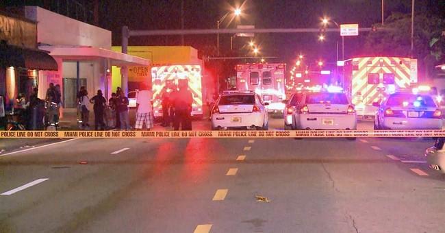Police: 15 hurt in Miami nightclub shooting