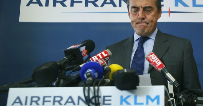 Air France pilots end strike after 14 days