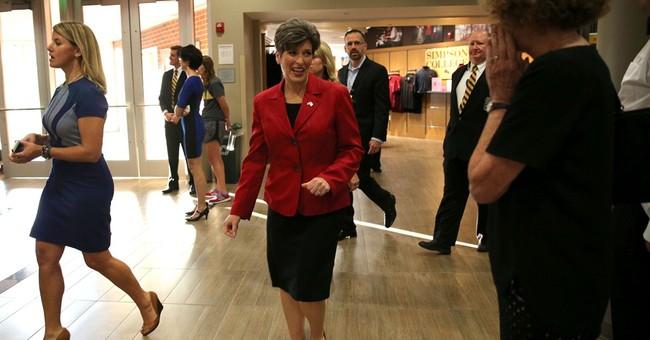 Braley and Ernst clash in first Iowa Senate debate