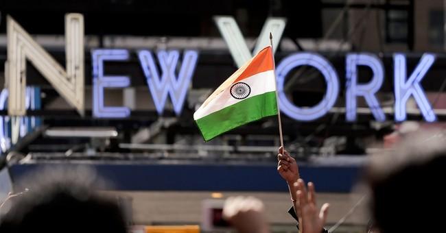 Modi tells Madison Sq Garden India won't look back