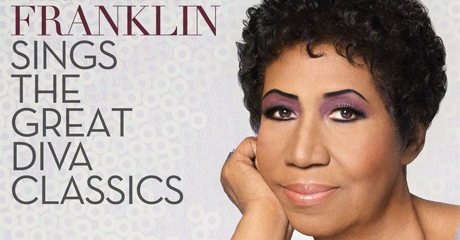 Aretha Franklin CD of diva classics due Oct. 21