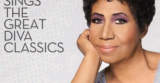 Aretha Franklin CD of diva classics due Oct. 21