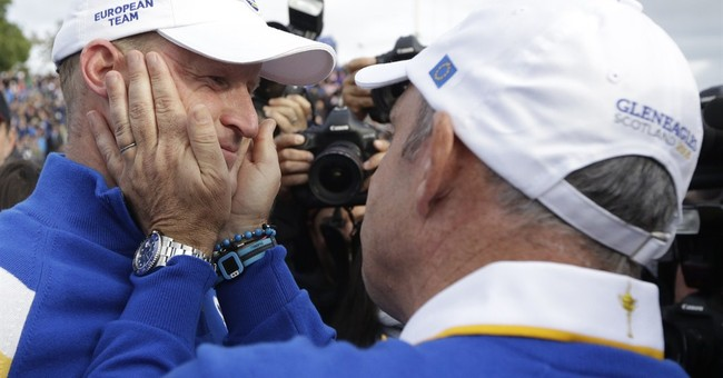 Europe wins the Ryder Cup again