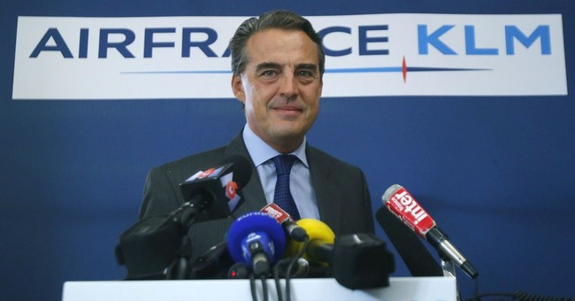 Air France pilots end strike after 14 days