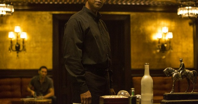 Washington's 'The Equalizer' debuts with $35M