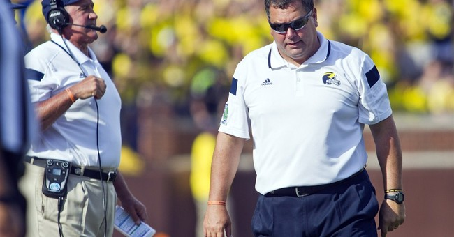Loss to Gophers the latest indignity for Michigan