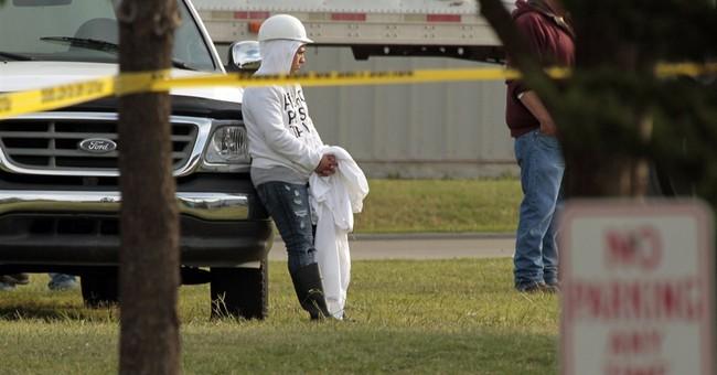 Police: Man accused in Oklahoma beheading is awake
