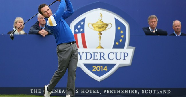 Europe half-point away from retaining Ryder Cup