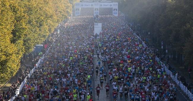 Correction: Berlin Marathon story