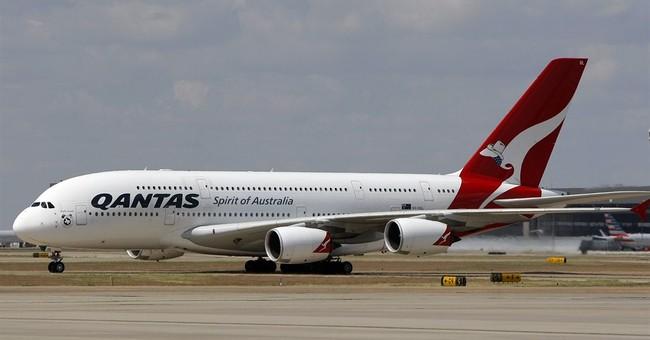 Qantas puts world's largest plane on longest route