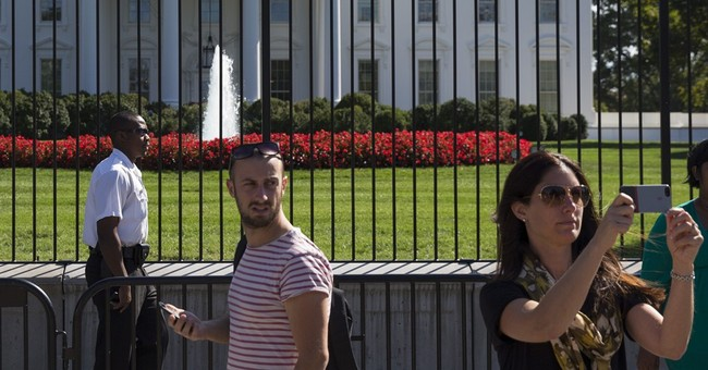 White House intruder got far past front door