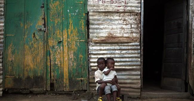 Correction: Ebola story