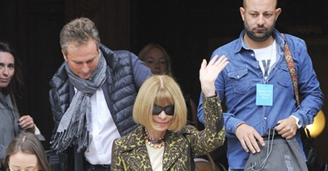 Stars at S. Laurent, Valli makes Clooney wife coup