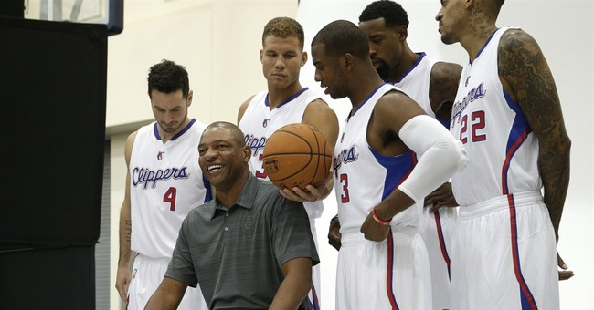 Clippers return focus to team post-Sterling