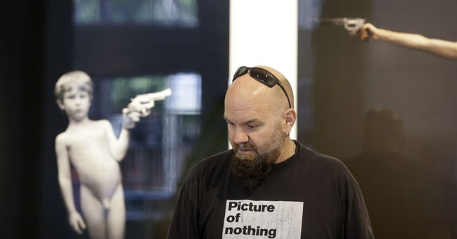 Artists take aim at gun violence