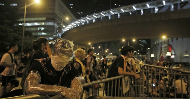 Hong Kong protesters set deadline for government