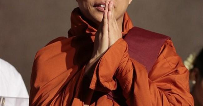 Myanmar, Sri Lanka Buddhist hard-liners join hands