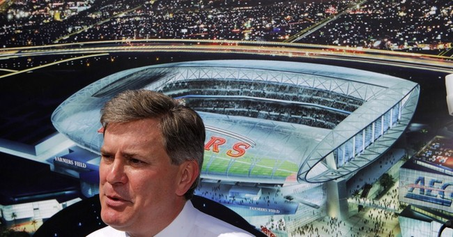 Developer asks for more time for LA football plan
