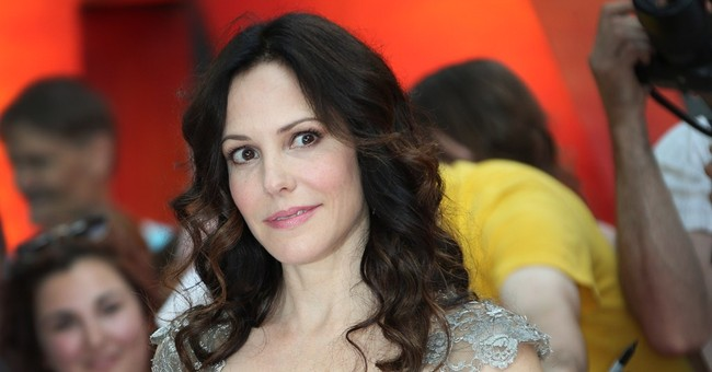 Mary Louise-Parker writing memoir