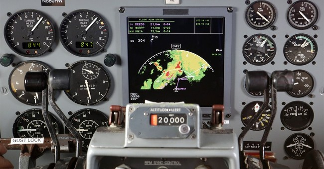 Airlines look for an edge in weather-radar systems