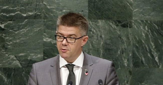 Iceland announces men-only UN meeting on women