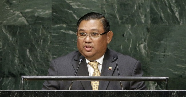 Myanmar wants country off UN human rights agenda