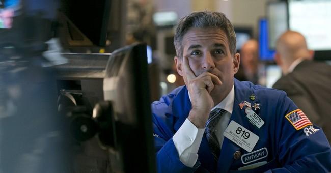 US stocks slip following drops overseas