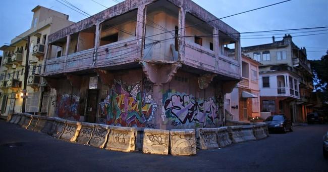 Neighborhood reborn amid Puerto Rico decline