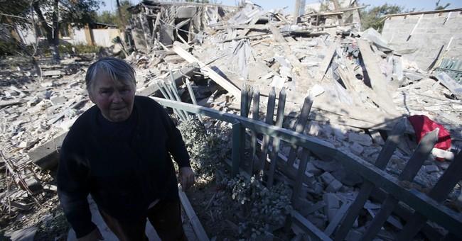 12 killed in worst east Ukraine shelling in a week