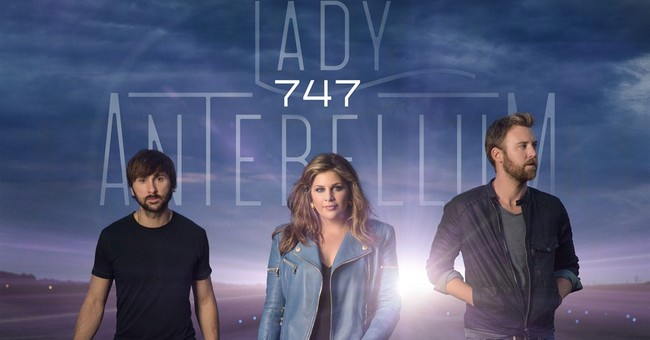 Review: Lady Antebellum regains altitude on '747'