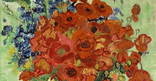 Van Gogh still life coming to auction in NYC