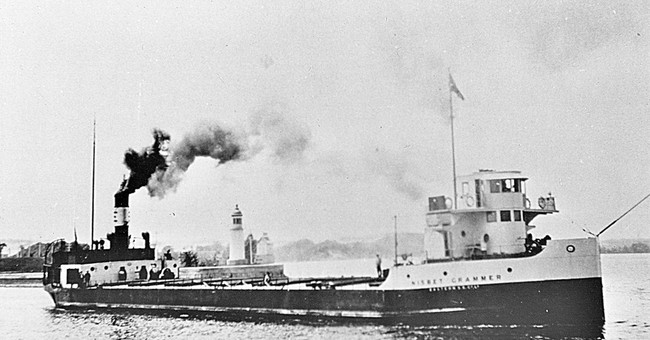 Steamship wreck from 1926 found in Lake Ontario