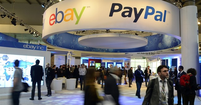 Could a merger follow the PayPal-eBay split?