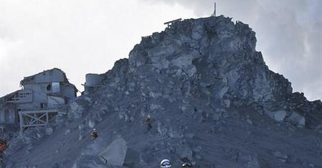 New tremors raise concern at Japan's Mount Ontake
