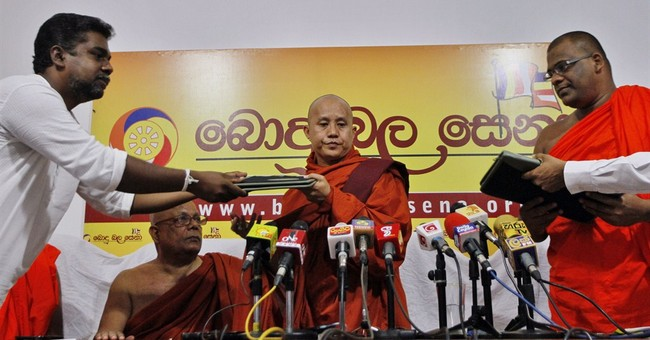 Myanmar and Sri Lankan hard-liners ink agreement