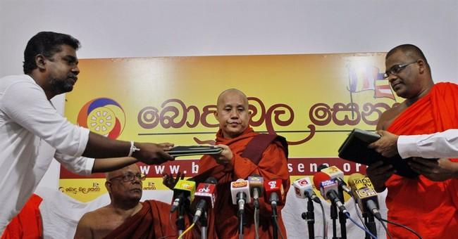 Myanmar and Sri Lankan hard-liners ink agreement