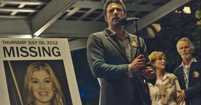 Review: 'Gone Girl' delicious suburban noir