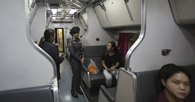 Thai man gets death penalty for train rape, murder