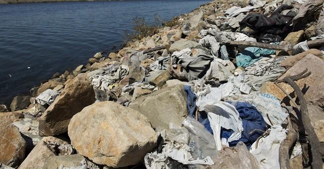 A look at California's landmark plastic bag ban