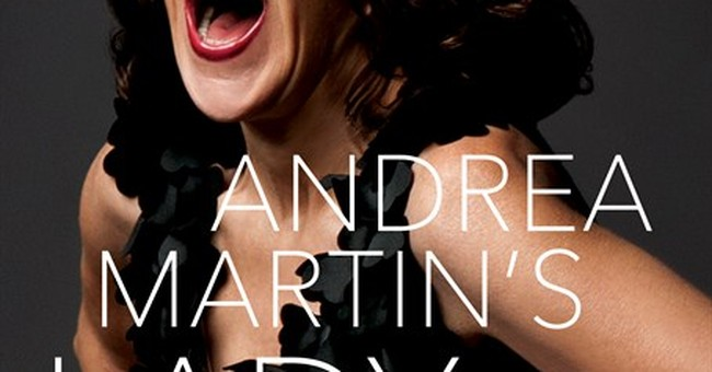 Andrea Martin on battling bulimia, flying trapeze