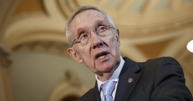 Sen. Harry Reid playing major role in Senate races