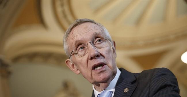 Sen. Harry Reid playing major role in Senate races