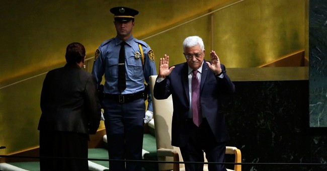 Israel, Palestinians part ways in dueling speeches